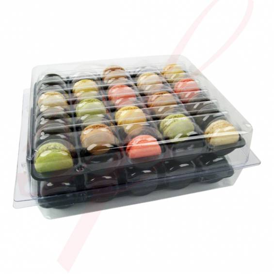 Macarons Shipping Box - 25/cs