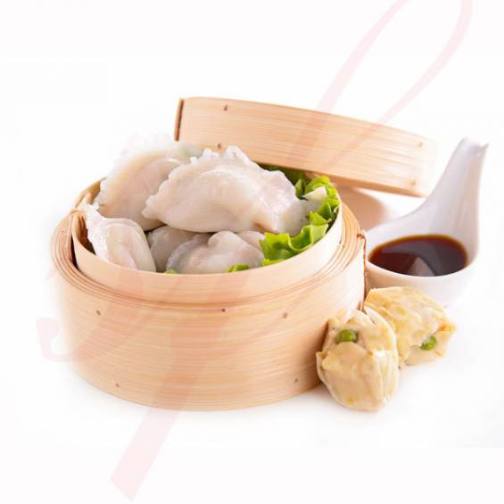 Mini Bamboo Steamer 2.95 in. 10/cs - $1.99/pc