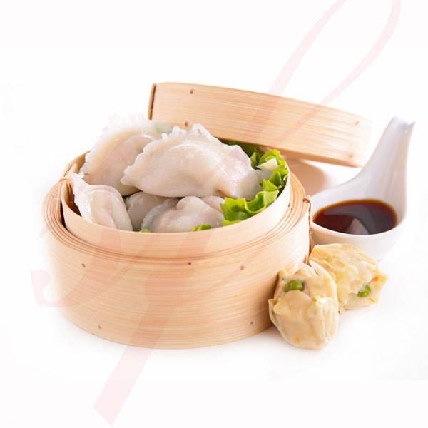 Mini Bamboo Steamer 2.95 in. 100/cs - $1.59/pc
