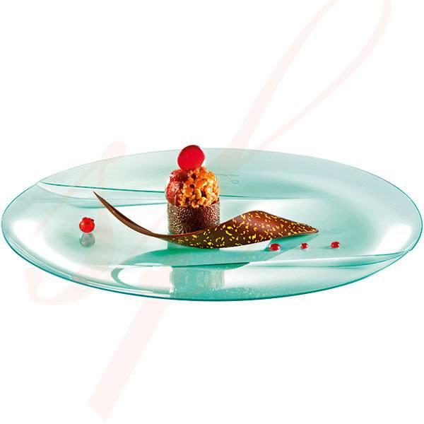 Emerald Premium Dinner Plastic Plate 9.5 in. 50/cs  sc 1 st  Sweet Flavor & Emerald Sea Green Dinner Plastic Plates - Sweet Flavor