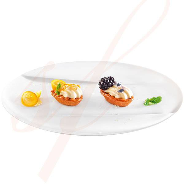 Emerald Premium White Dinner Plastic Plate 9.5 in. 50/cs  sc 1 st  Sweet Flavor & Emerald White Dinner Plastic Plates - Sweet Flavor