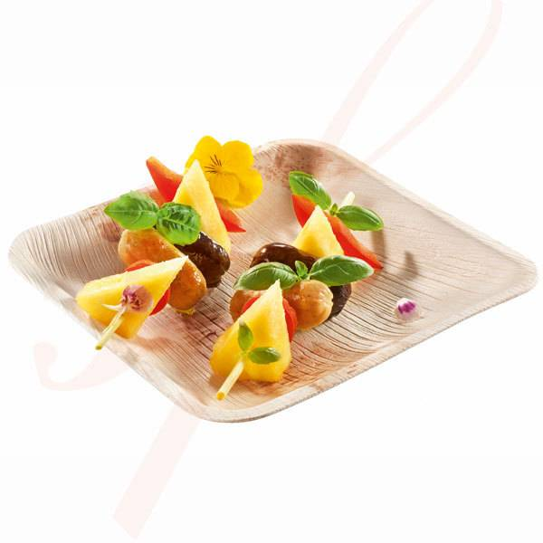 Palm Leaf Plate 7 in. 200/cs
