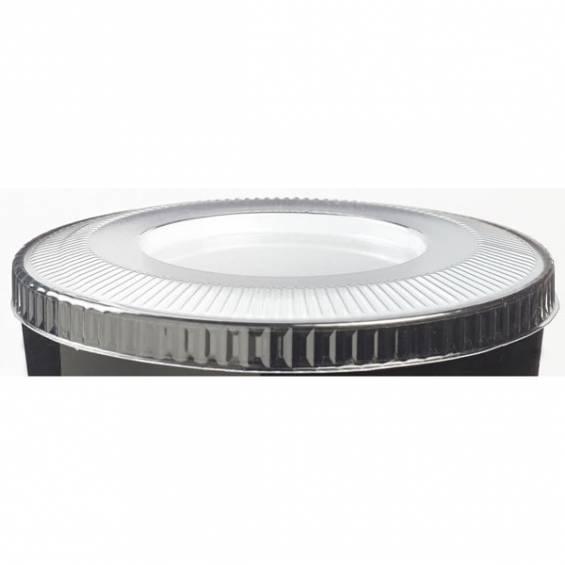 Lid for Plastic Mini Bowl 1 oz. - 200/cs
