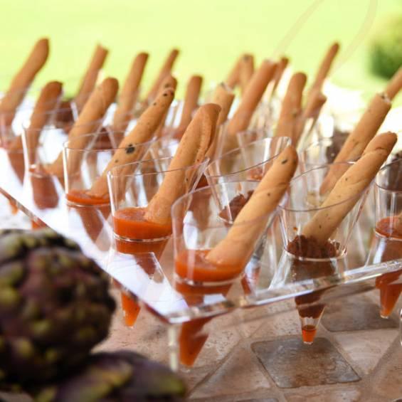 12 Mini Cone Acrylic Display