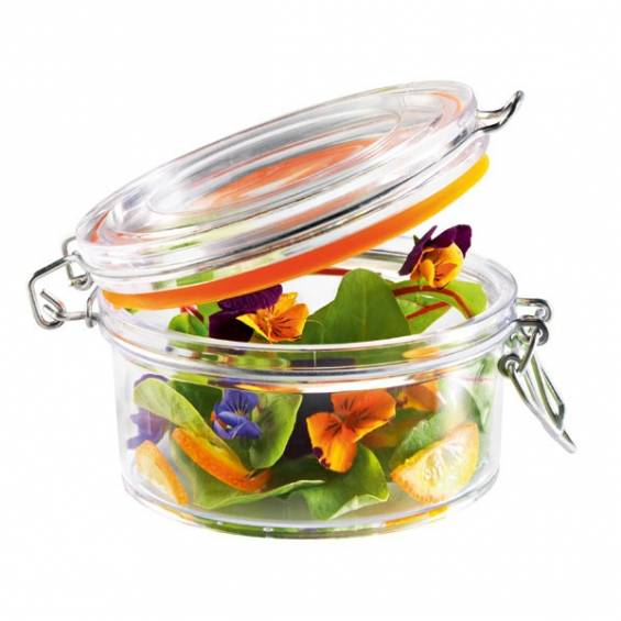 Plastic Jar 10 oz. - 6/cs - $2.65/pc