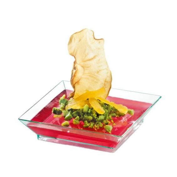 Mini Plastic Plate Sea Green 2.5 in. 200/cs - $0.34/pc  sc 1 st  Sweet Flavor & Plastic plates - Sweet Flavor - Sweet Flavor - Creative Tableware ...