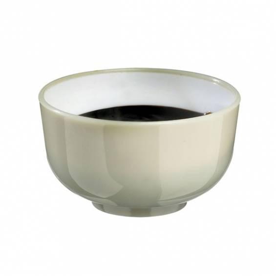 2 Colors Mini Plastic Bowl 1 oz. 200/cs - $0.29/pc