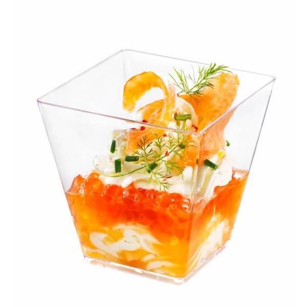 Kita Mini Plastic Cup 5 oz. 200/cs - $0.29/piece