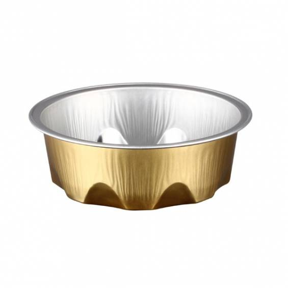 Aluminium Foil Mini Baking Cup 3.4 oz. 100/CS - $0.26/piece.