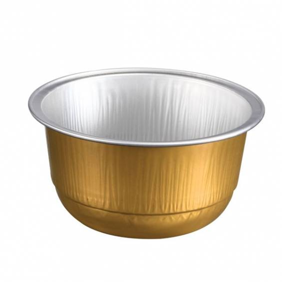 Aluminium Foil Mini Baking Bowl 5 oz. 100/CS - $0.29/piece.