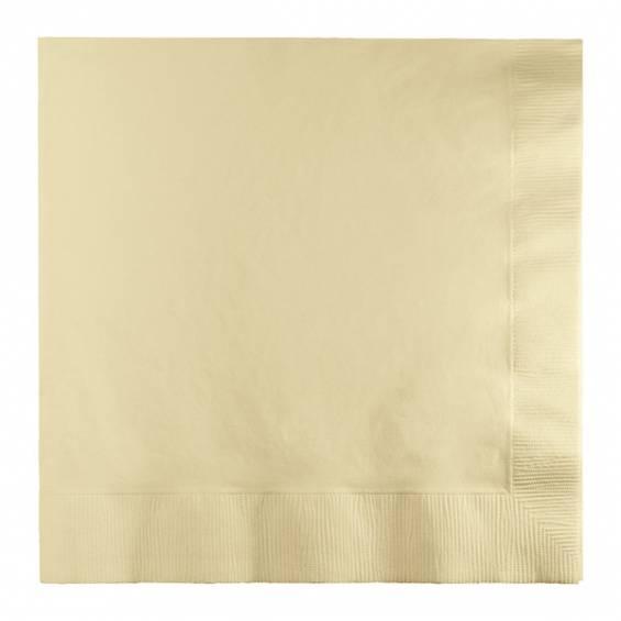 Red Luncheon Paper Napkin - 50/cs
