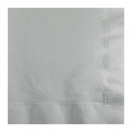 Ivory Luncheon Paper Napkin - 50/cs