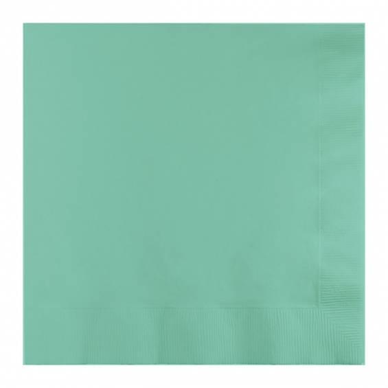 White Luncheon Paper Napkin - 50/cs