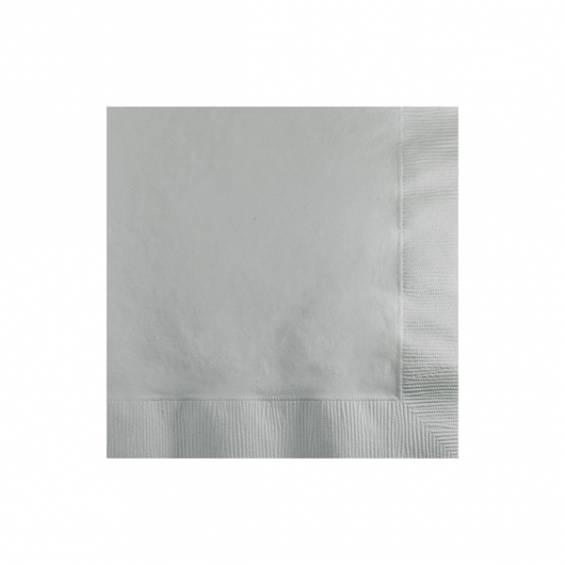 Ivory Beverage Paper Napkin - 50/cs