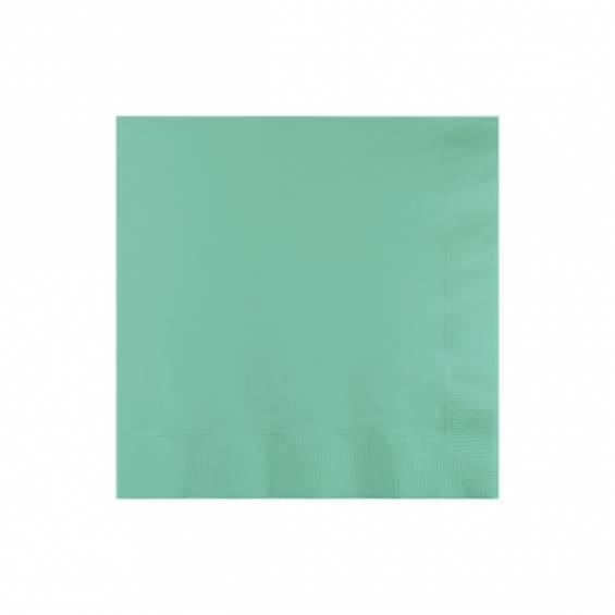 White Beverage Paper Napkin - 50/cs